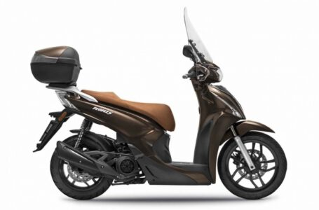 TEST DRIVE – KYMCO PEOPLE 150 S