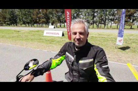 Breve contacto con la Honda GLH 150 inyeccción