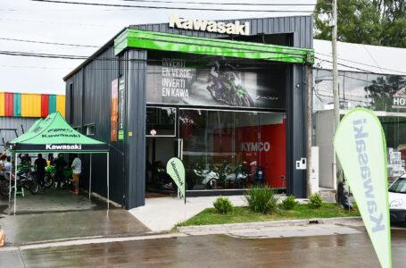 Kawasaki llega a Rafaela con un nuevo concesionario exclusivo