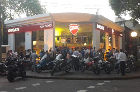 conoce el primer concesionario de Ducati en Argentina