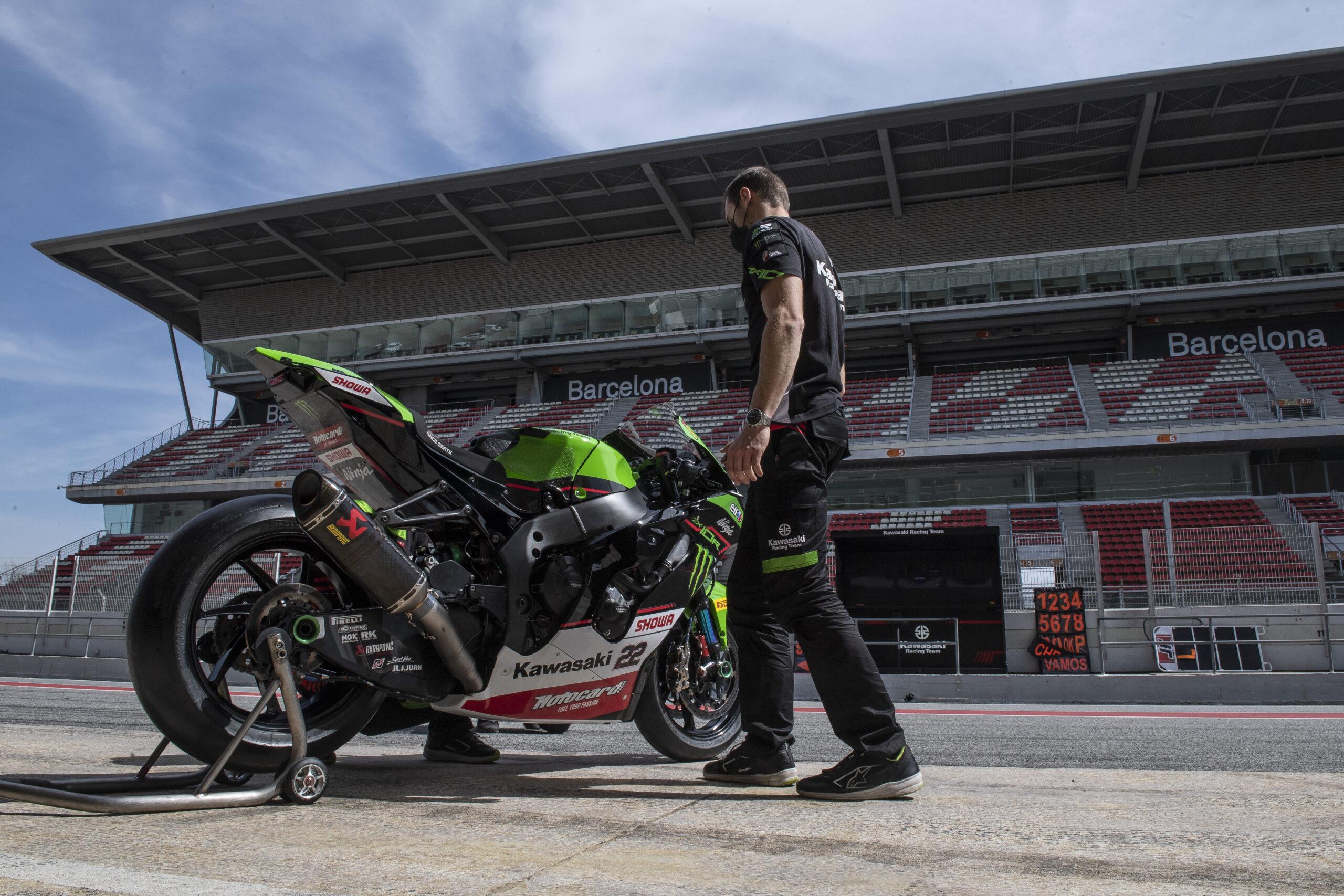 Kawasaki dice presente en el Superbike de San Juan